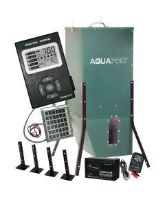The Aqua Pro Air - Drive Directional Fish Feeder