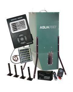 The Aqua Pro Air - Drive Directional Fish Feeder