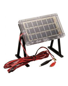 6 Volt Solar Charger (Heavy Duty)
