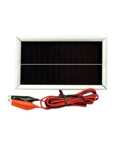 12 Volt Solar Charger (Economy)