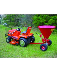 Deluxe Pull Spreader (300 lb Capacity)