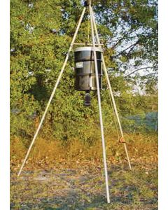 On Time Solar Elite Winch Up Feeder