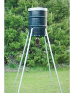 On Time Solar Elite Quad Pod Feeder
