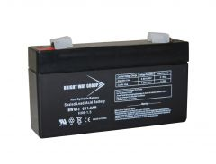 6V-1.2 AH Rechargeable Battery