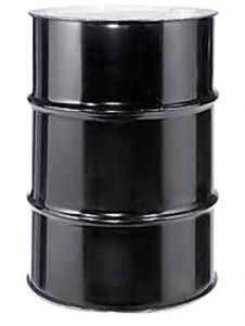 55 Gallon Metal Barrel