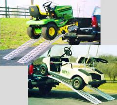 Arched Ramps - 1500 lb Loading Capacity