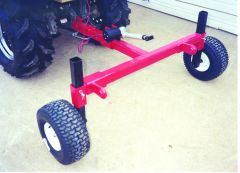 ATV Implement Carrier