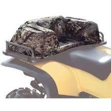 Deluxe Padded Rear Rack