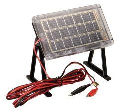 6 Volt Solar Charger (Heavy Duty)