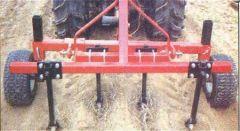 Cultivator 4 Shank w/ ATV Toolbar
