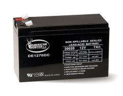 12V -7 AH Rechargeable Battery