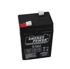6V-4.5 AH Rechargeable Battery