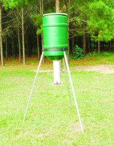 32 Gallon Gravity Flow Feeder