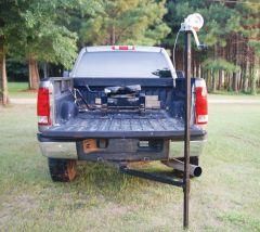 Truck Game Hoist
