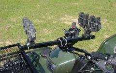 Universal Mount Gun Rack