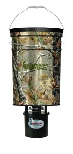 50 lb Hanging Feeder with American Hunter Analog Motor