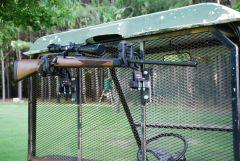UTV Gun Rack - Horizontal Mount