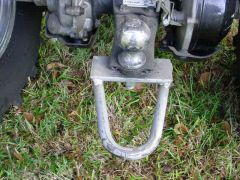 Rear Tow Hitch